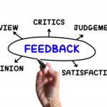 Feedback critics