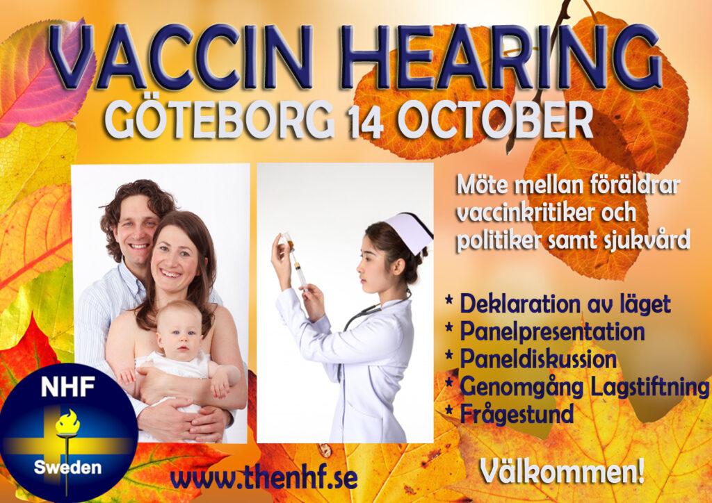 Vaccinhearing_Göteborg