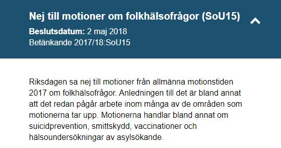 Riksdagen_Nej till vaccintvång_2018